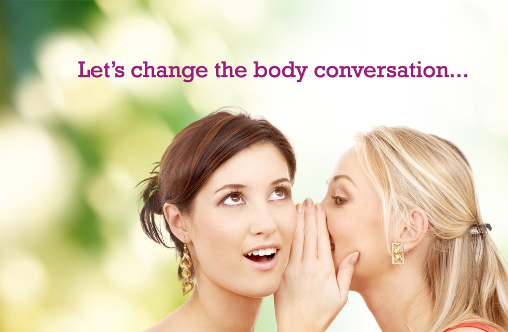 Liis on Life Let's change the body conversation